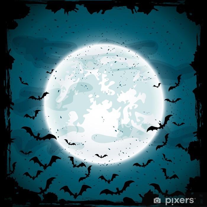 Plakat Księżyc i nietoperzy. - Tematy