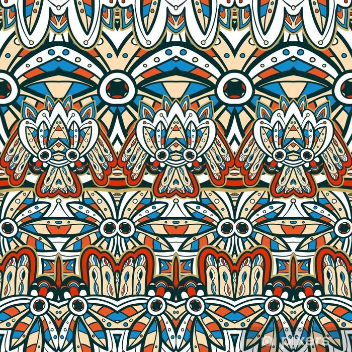 Plakat American Indian szwu - Style