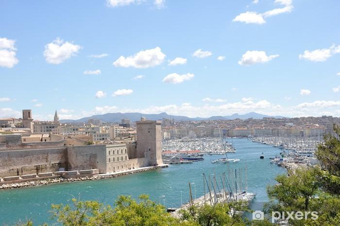 Pixerstick Sticker Marseille 2013 - Vakantie