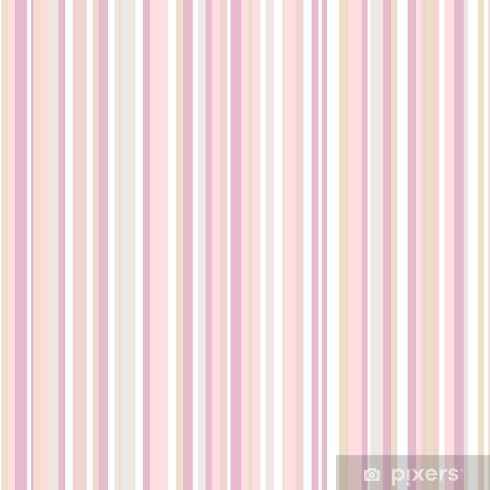 Adesivo Sfondo Con Colorate Rosa Viola Bianco E Grigio A Righe Pixerstick