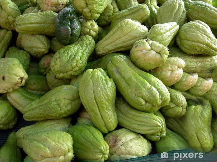 Naklejka Pixerstick Chouchou - Warzywa