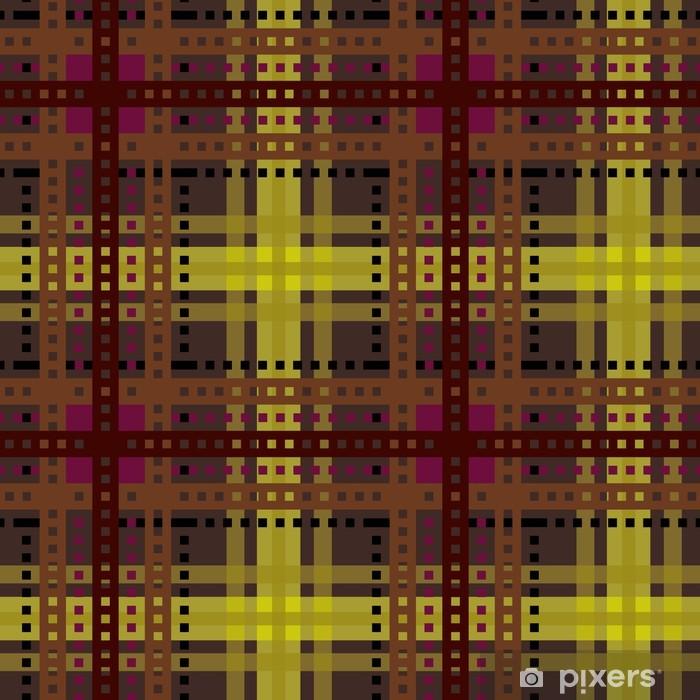 5c2e21d1b Fotomural Estándar Tartán, modelo inconsútil de la tela escocesa