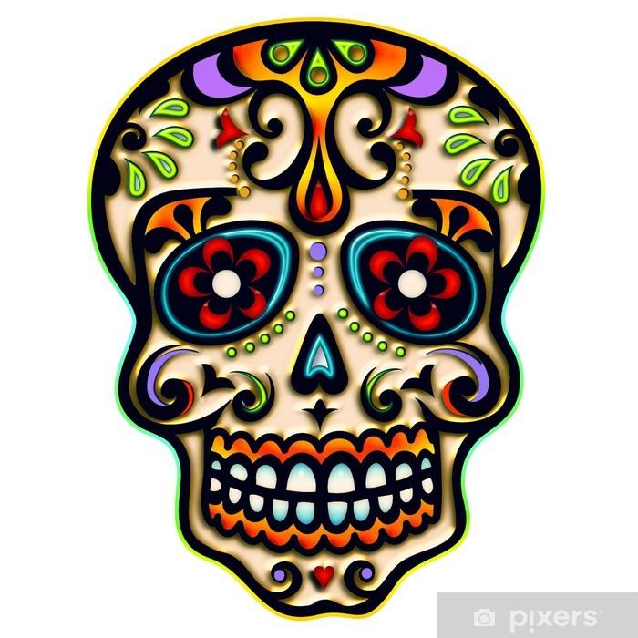 Mexikanische Totenköpfe