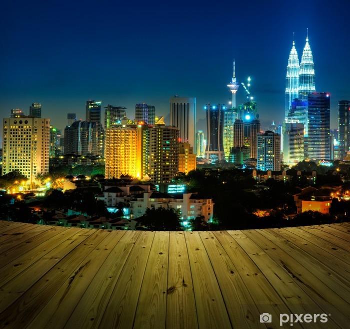 Zelfklevend Fotobehang Kuala lumpur malaysia - Azië