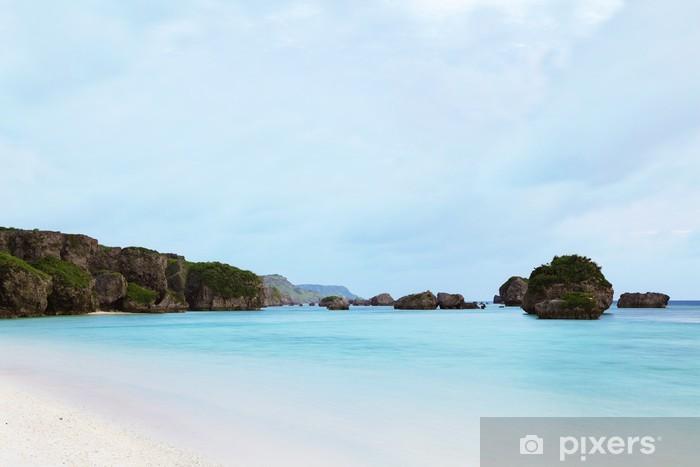 Fototapeta winylowa Bora rano z portu rybackiego - Wakacje