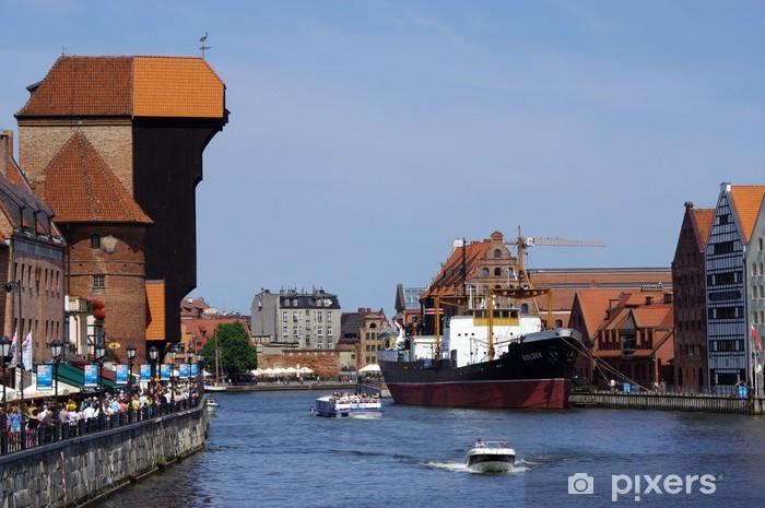 Fototapeta winylowa Gdańsk - Tematy