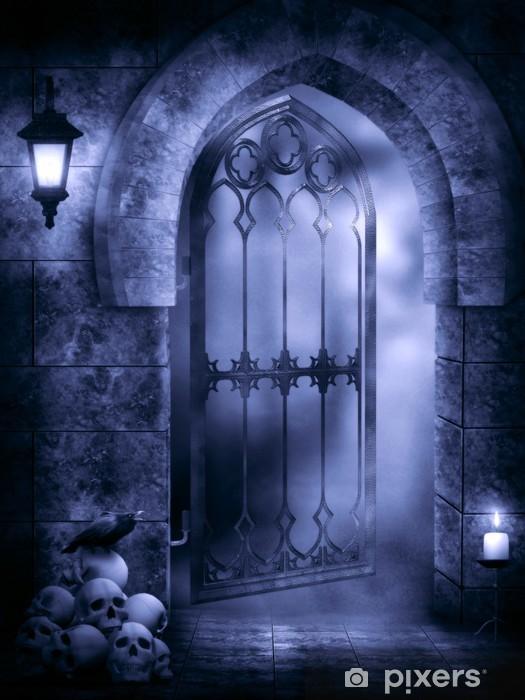 Fototapeta winylowa Gothic Fantasy -