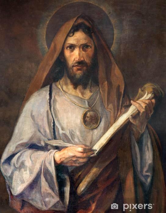 Pixerstick-klistremerke Wien - Maling av apostelen Saint Jude Thaddeus -