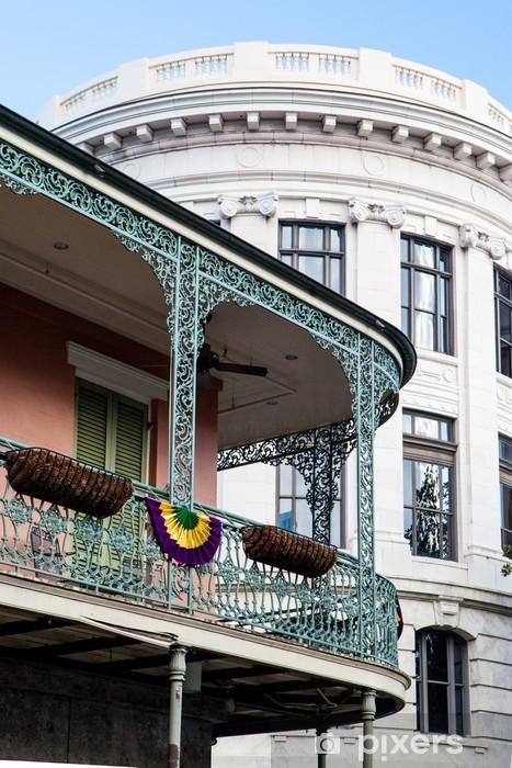 Fototapeta winylowa New Orleans architektura - Ameryka