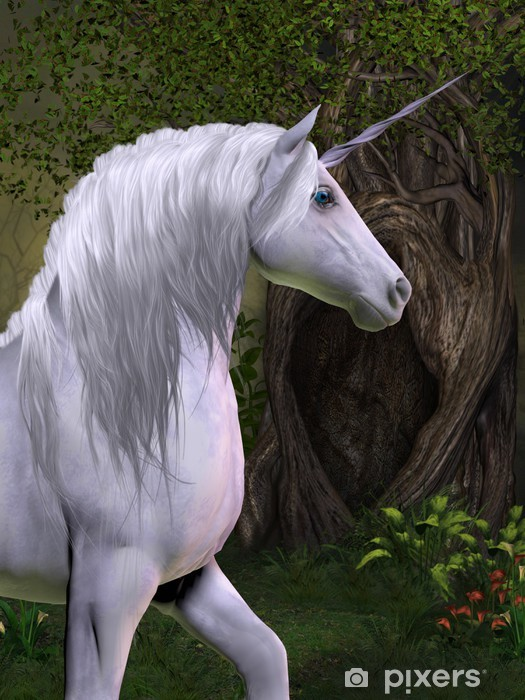 Vinilo para Armario Unicorn Horse - Temas