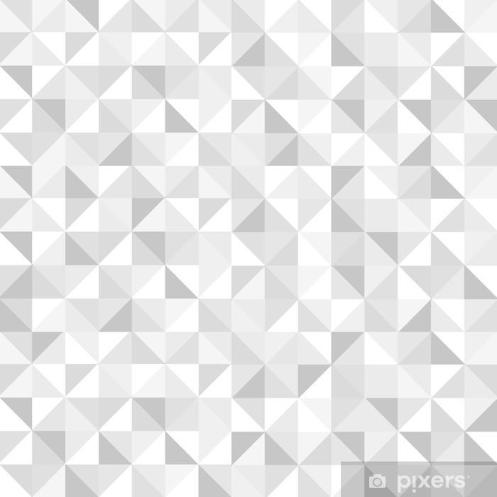 Papier Peint Motif Geometrique Gris Transparent