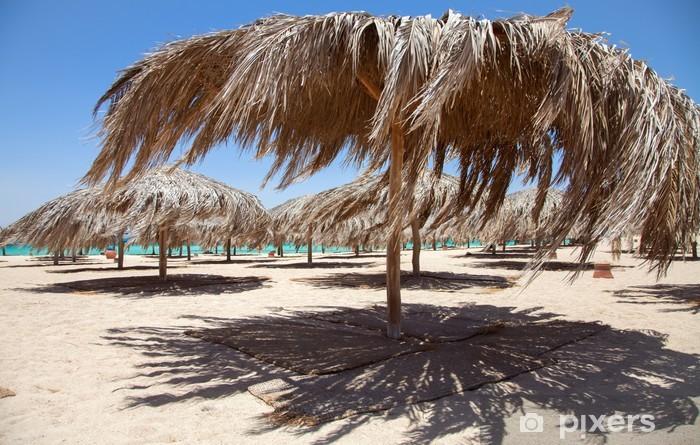 Fototapeta winylowa Wyspa Giftun na Morze Czerwone - Wakacje