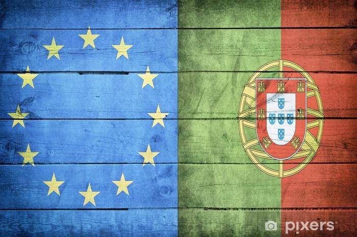 Vinylová fototapeta Evropská země Portugalsko - Vinylová fototapeta