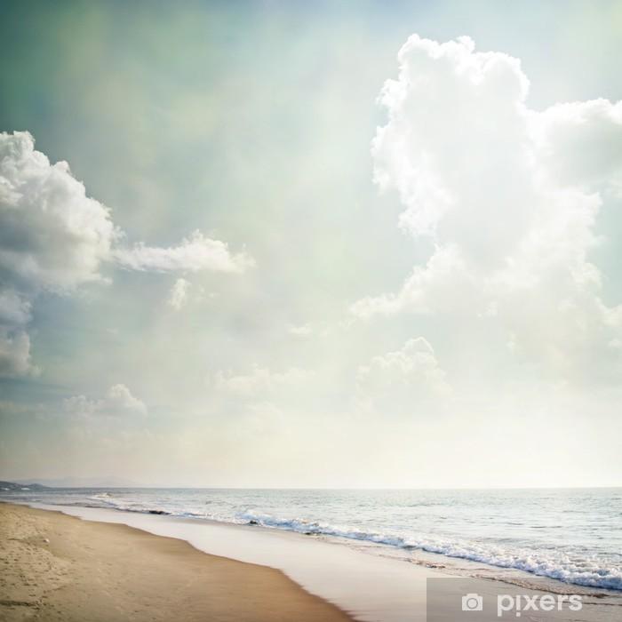 Poster Natura-74 - Mare e oceano