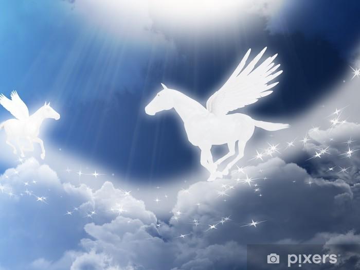 Vinilo para Mesa y Escritorio Pegasus - Temas