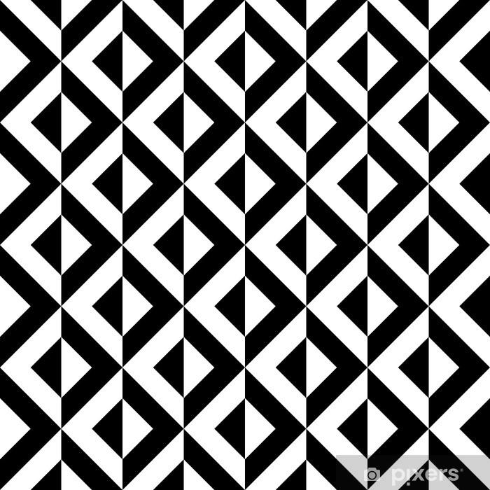 Abstract geometric pattern Pixerstick Sticker - Themes