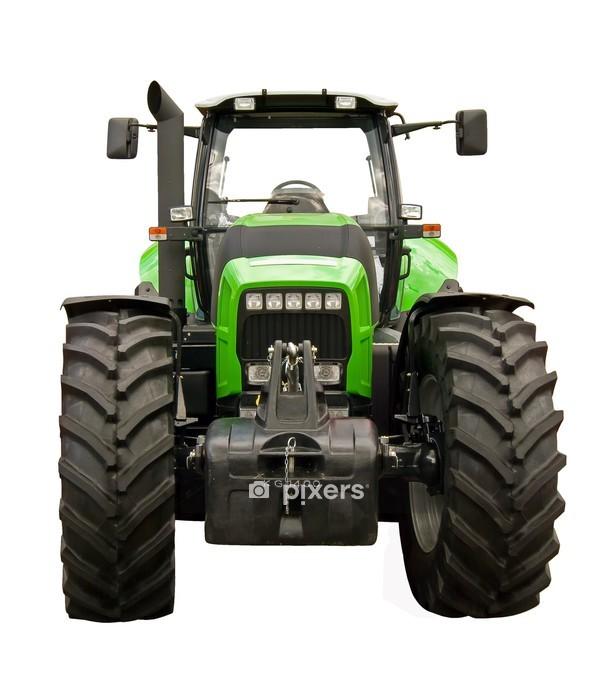 Muursticker Landbouw tractor - Muursticker