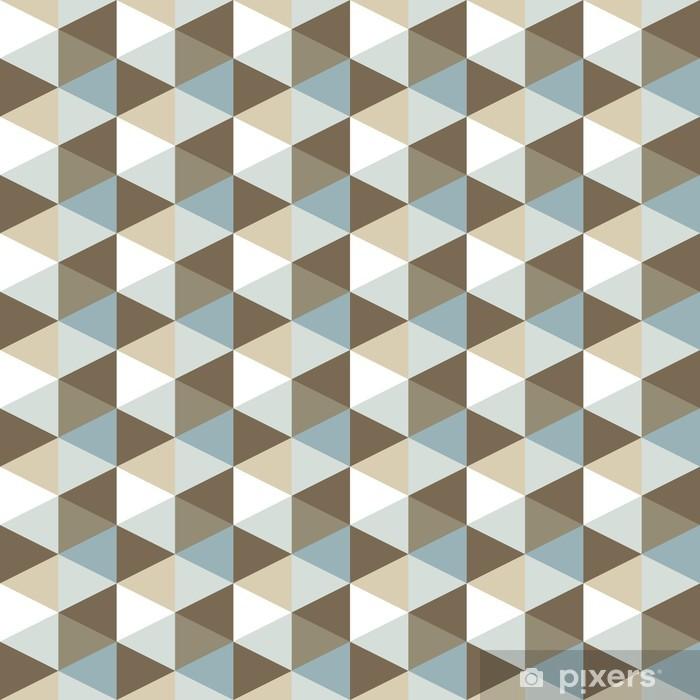 Poster Abstrakte geometrische Muster Hintergrund - Themen