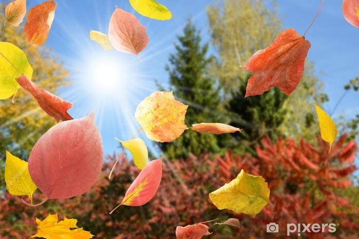Pixerstick Aufkleber Herbst 12 - Jahreszeiten