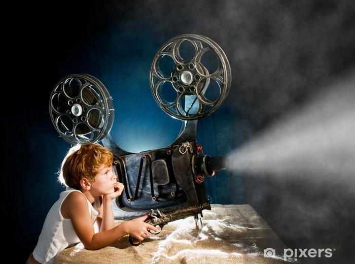 Papier peint vinyle Cinématographique - Thèmes