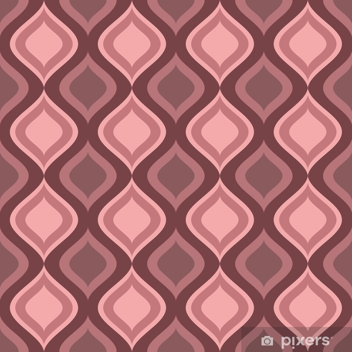 Fotomural Estándar Abstract seamless pattern - Fondos