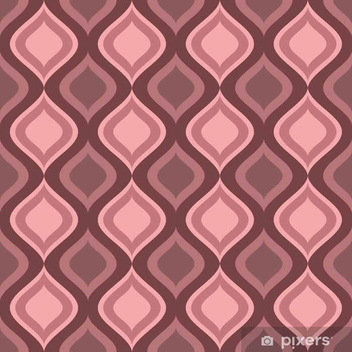 Papier peint vinyle Abstract seamless pattern - Arrière plans