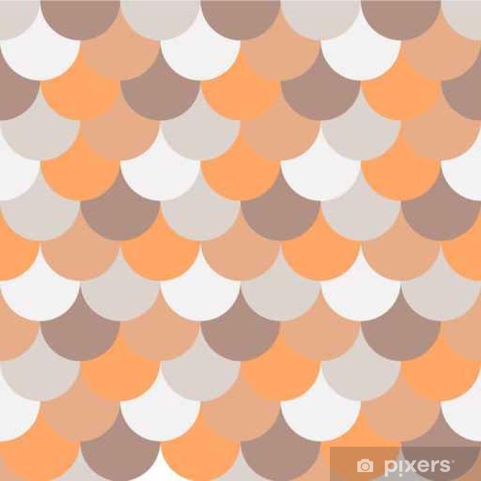 Fototapet av vinyl Abstrakt sømløs geometrisk mønster - Grafiske Ressurser