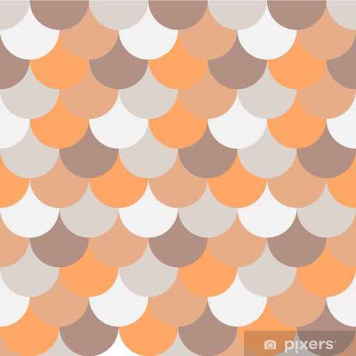 abstract seamless geometric pattern Vinyl Wall Mural - Graphic Resources