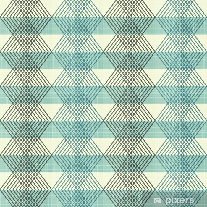 abstract twill seamless pattern Vinyl Wall Mural - Themes