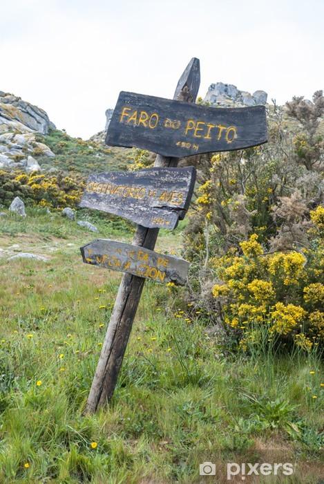 Fotomural Estándar Cíes islas del parque natural, Galicia - Europa