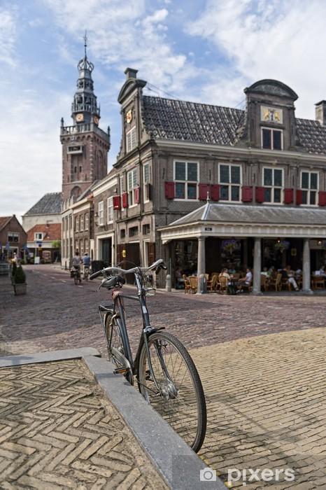 Vinyl-Fototapete Monnickendam Niederlande - Europa