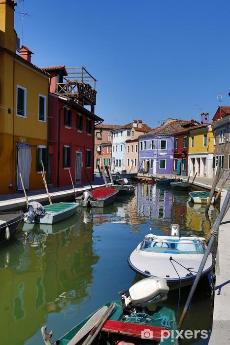Fototapeta winylowa Burano - Europa