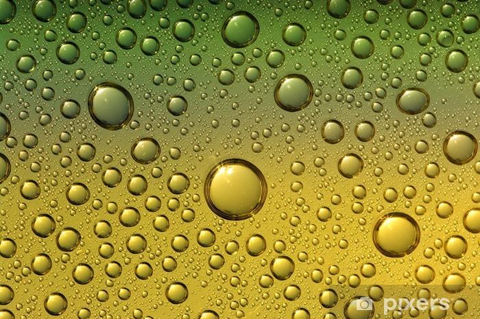 Sticker Pixerstick Fond de la bière - Textures