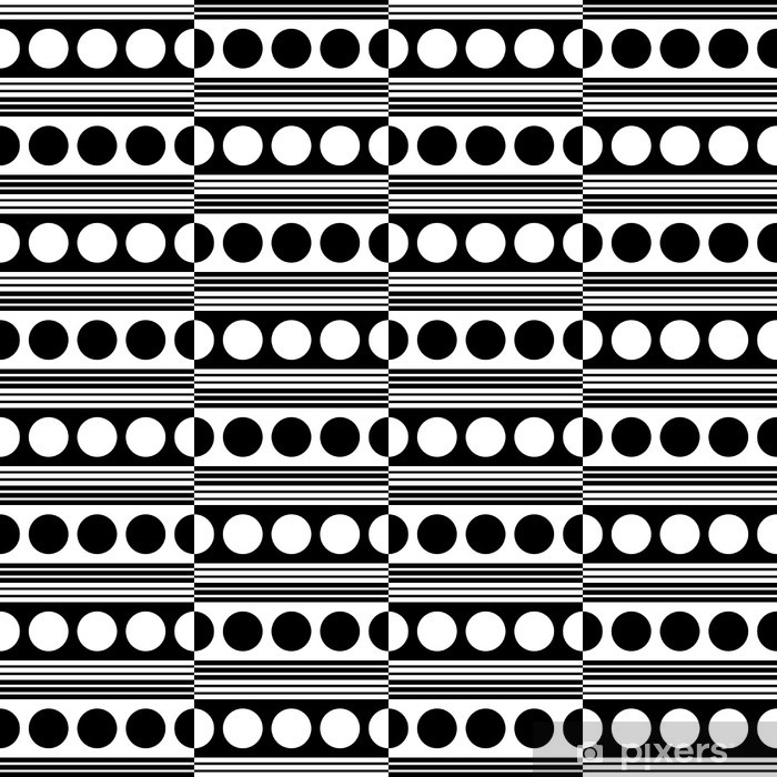 Vinyl-Fototapete Seamless pattern - Fashion