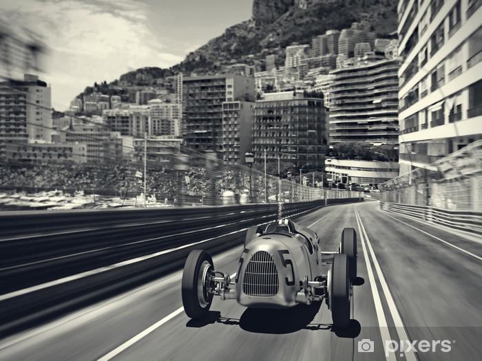 Papier peint vinyle Carscene 132a - Formule Un