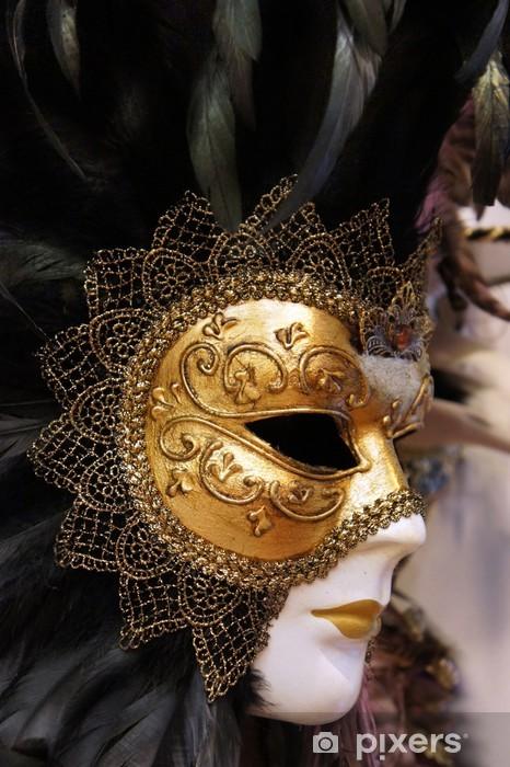 Fotomural Estándar Máscara veneciana - Ciudades europeas