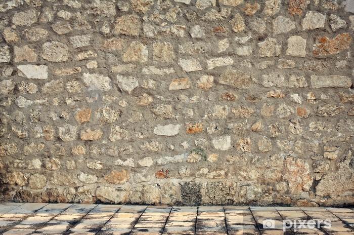Sticker Pixerstick Parete dans pietra - Monuments