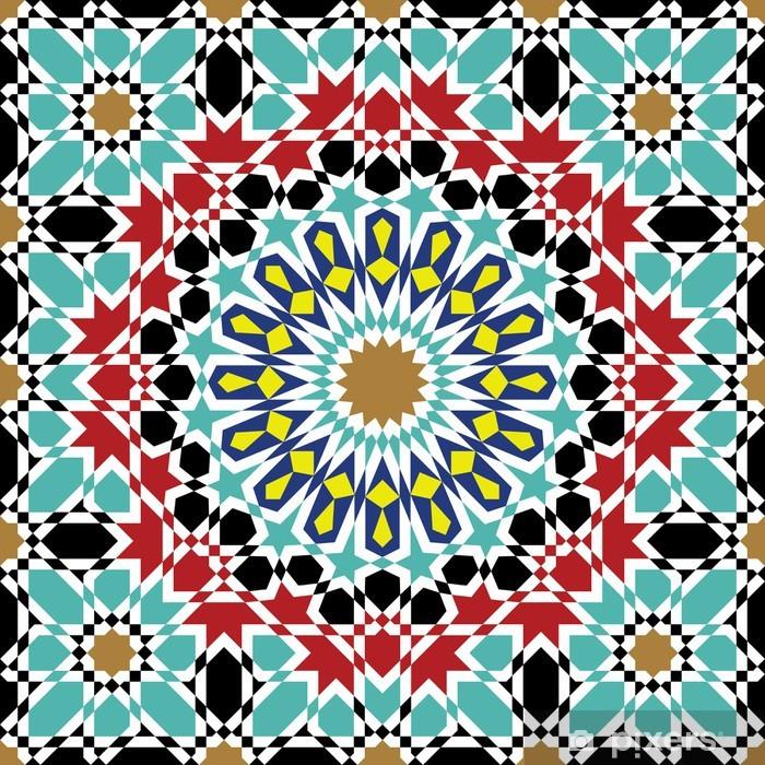 Douma Seamless Pattern Vinyl Wall Mural - Themes