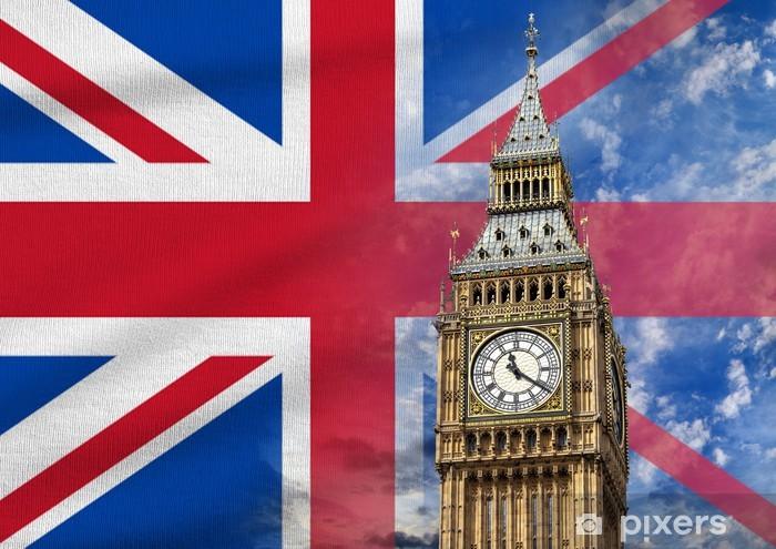 Fototapeta winylowa Big Ben, London - Londyn