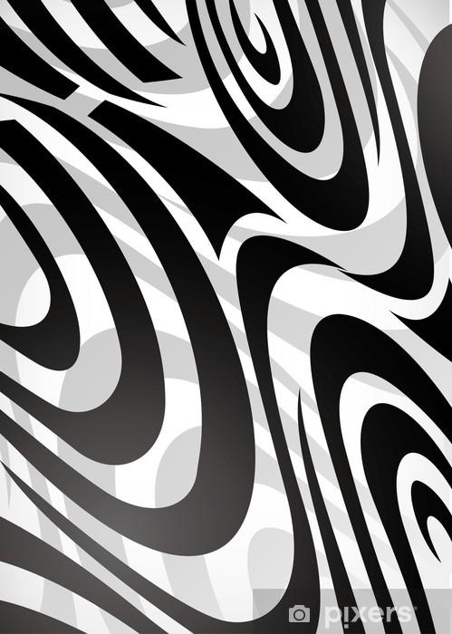 Papier peint vinyle Vecteur d'image - Signes et symboles