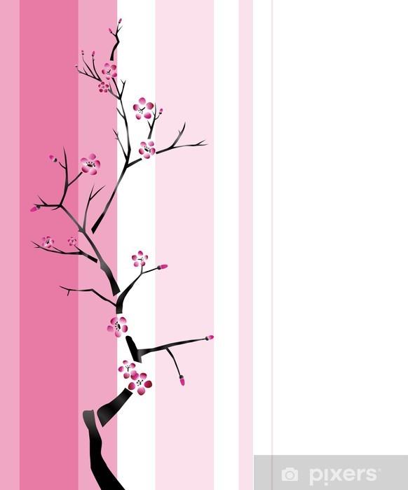 çiçek Boyama Duvar Resmi Pixers Haydi Dünyanızı Değiştirelim