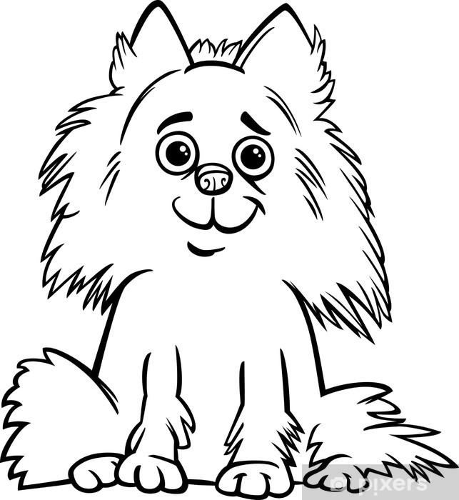 Sciagnij Pies Kolorowanka Kolorydladzieci