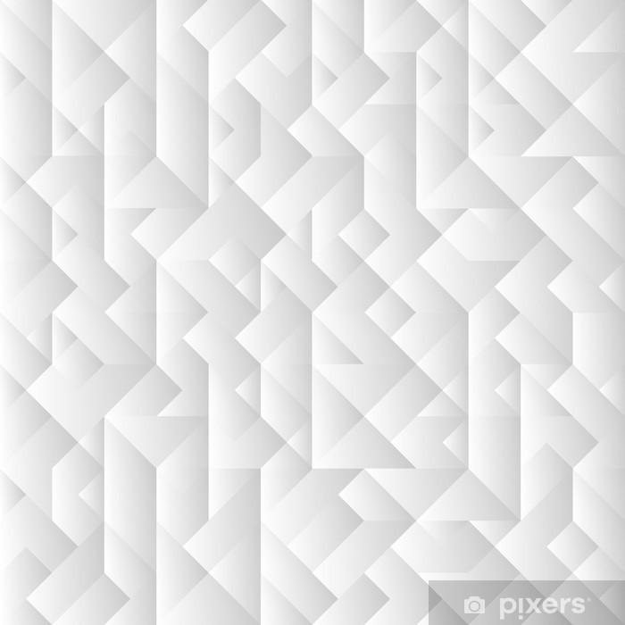 Papier Peint 3d Fond Gris Geometrique