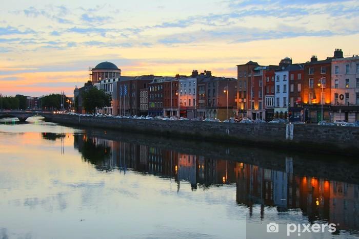 Fotomural Autoadhesivo Dublín - Europa