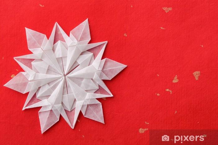 Fiocchi Di Neve Di Carta Modelli : Carta da parati natale carta fiocco di neve d u pixers viviamo