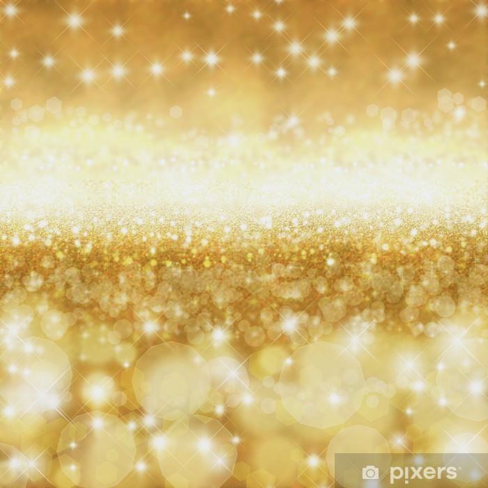 Papier peint vinyle Couleur dorée pleine lumière - Matières premières