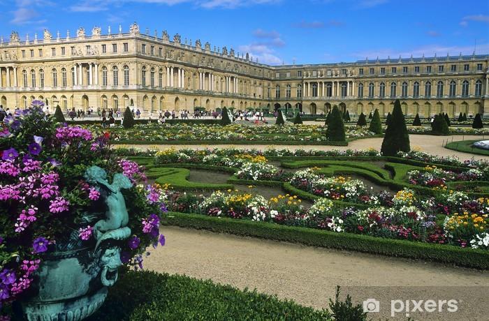 Jardins Du Chateau De Versailles Wall Mural Pixers We Live To
