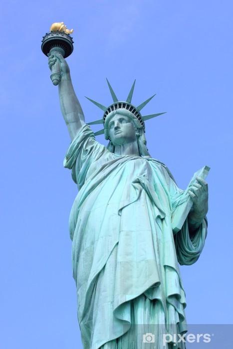 Carta Da Parati La Statua Della Libert 224 Su Liberty Island
