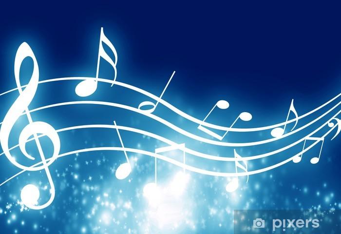 Müzik Arka Plan Duvar Resmi Pixers Haydi Dünyanızı Değiştirelim