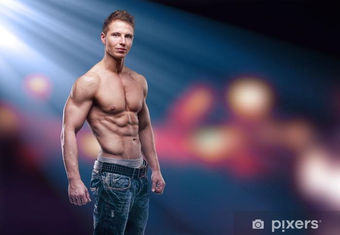 Hete mannelijke modellen naakt